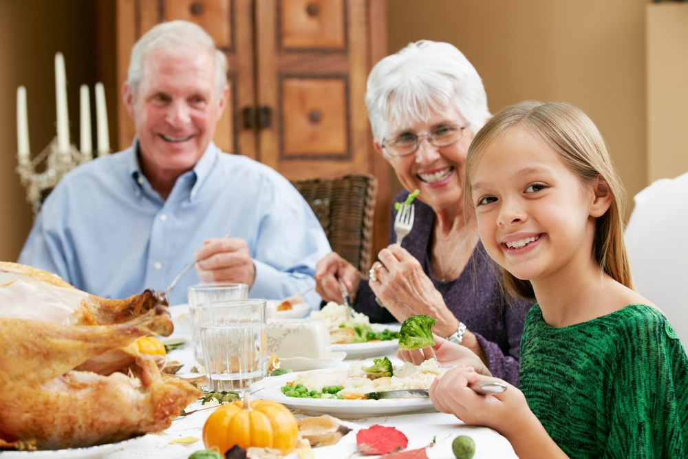 A Stress Free Thanksgiving for Seniors