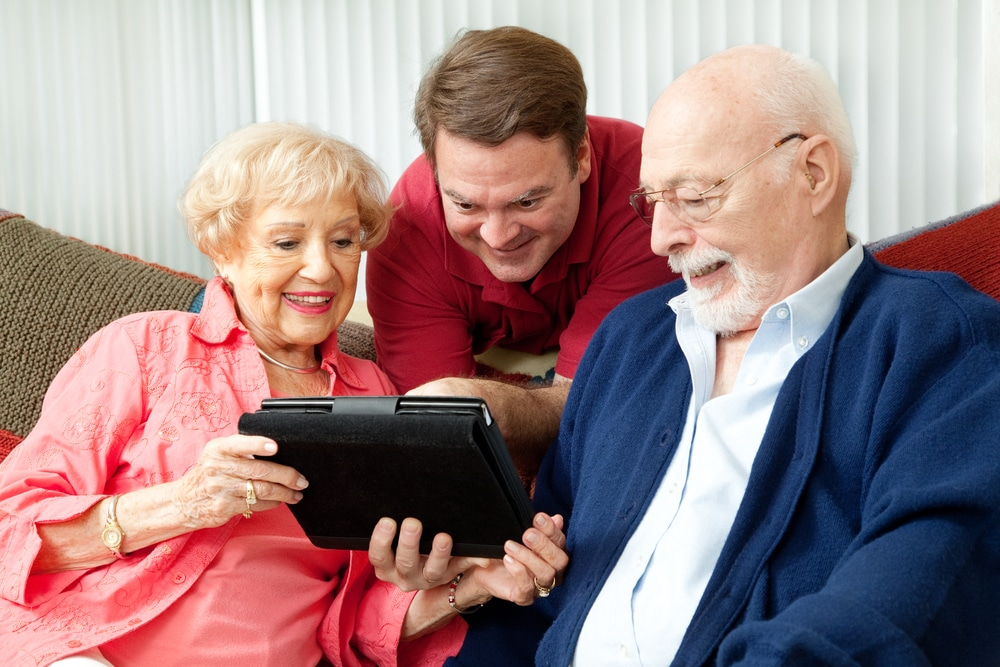 Technology for Caregivers: From Safety to Fun