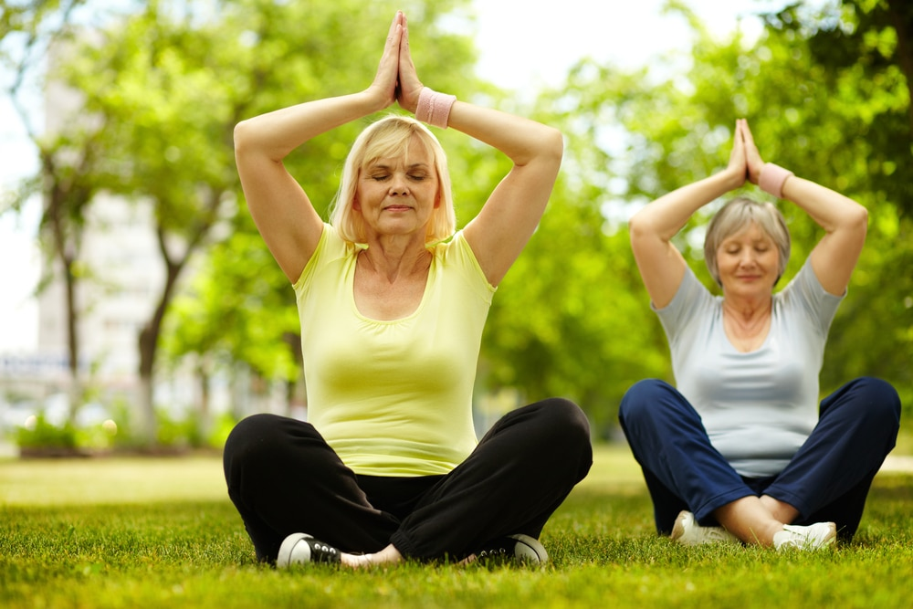 It's Not a Stretch to Say Yoga Benefits Seniors