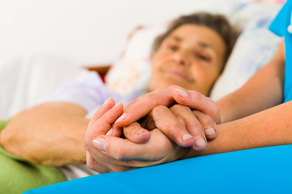 Caregiving for Someone With Parkinson's